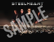 8X10 STEELHEART BAND PHOTO